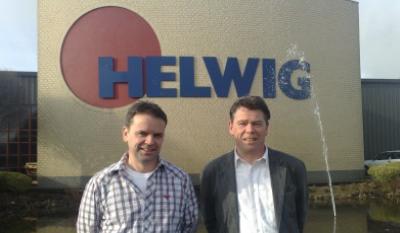 Frank Helwig & Wil Helwig